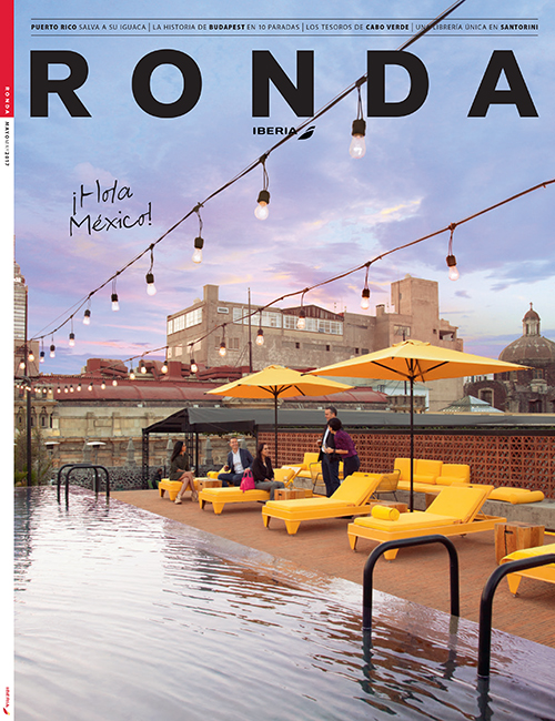 PDF Ronda cover en Downtown Hotel