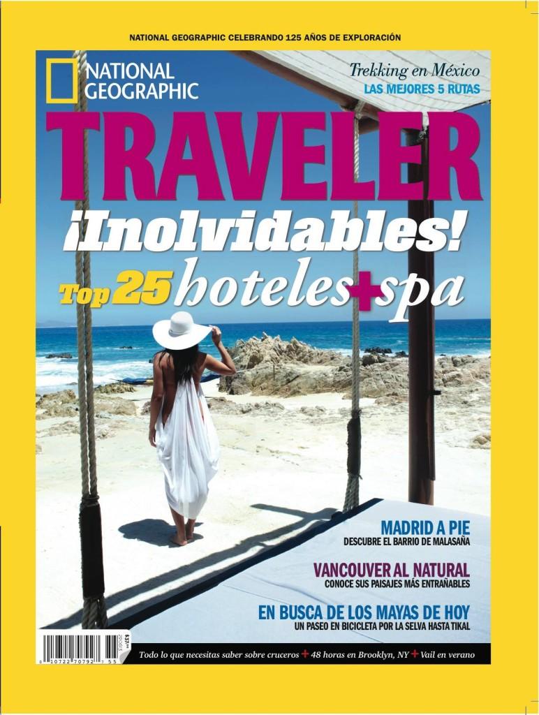 Cover I did for NatGeo Traveler