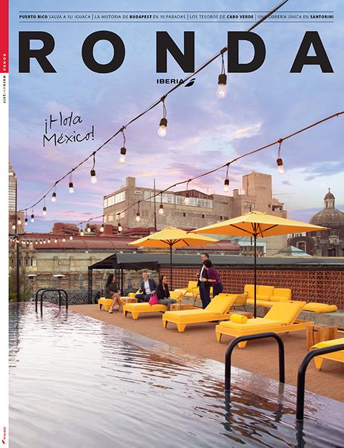 Cover for RONDA IBERIA