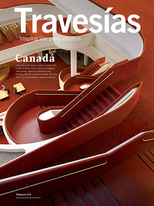 Cover for Travesías