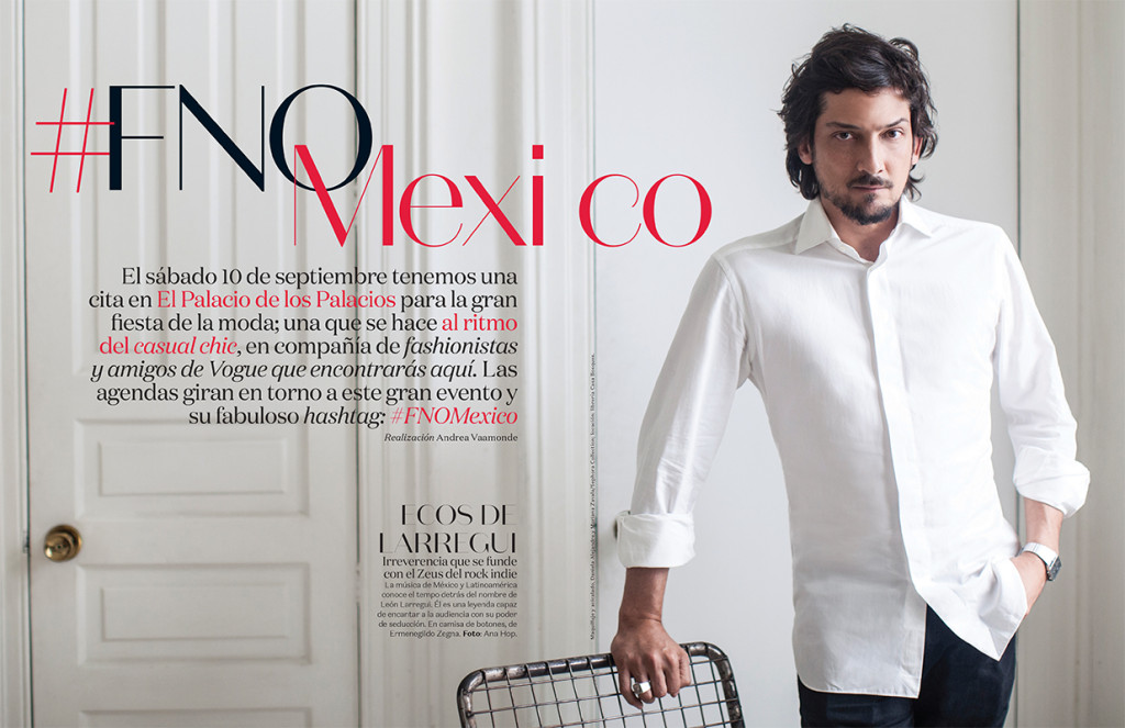 Portraits for VOGUE Mexico