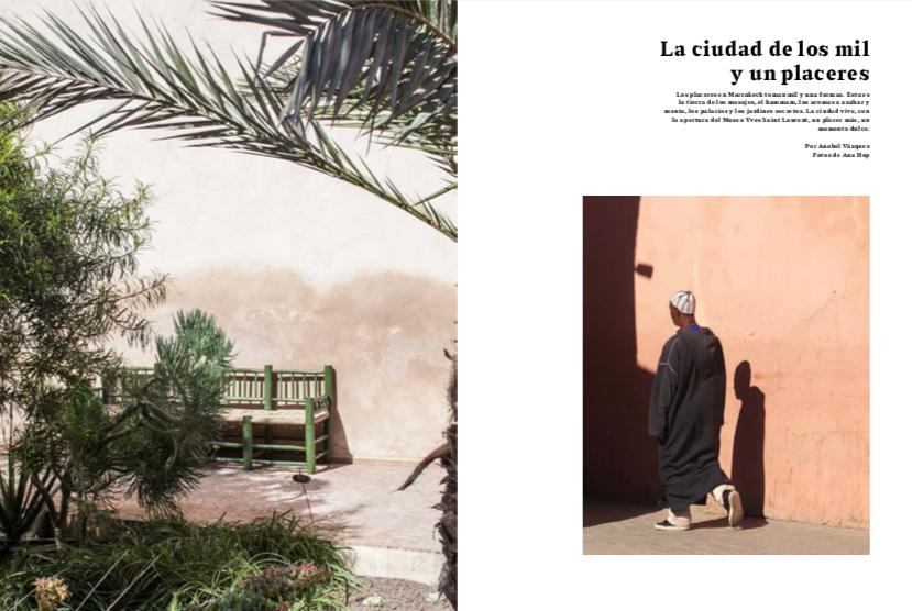 Marruecos para TRAVESIAS