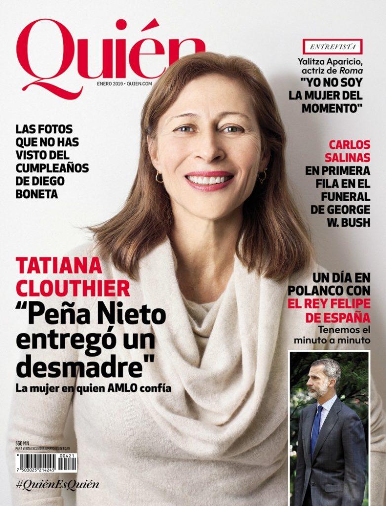 Tatiana Clouthier para QUIEN
