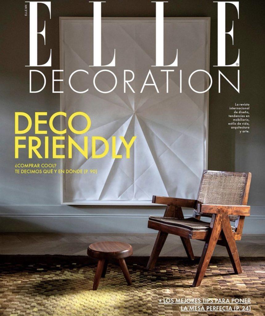 Cover ELLE DECO